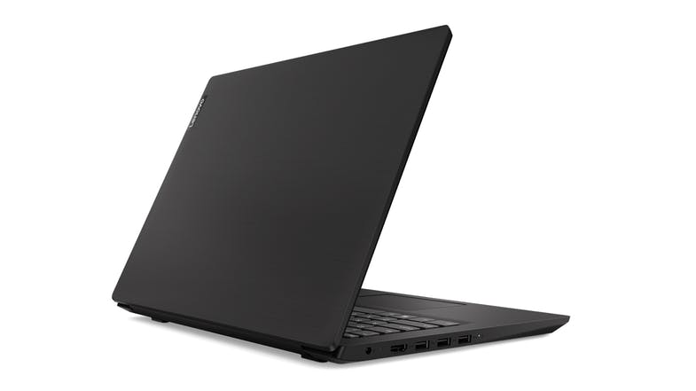 Lenovo Ideapad S145 - Rear Facing Left