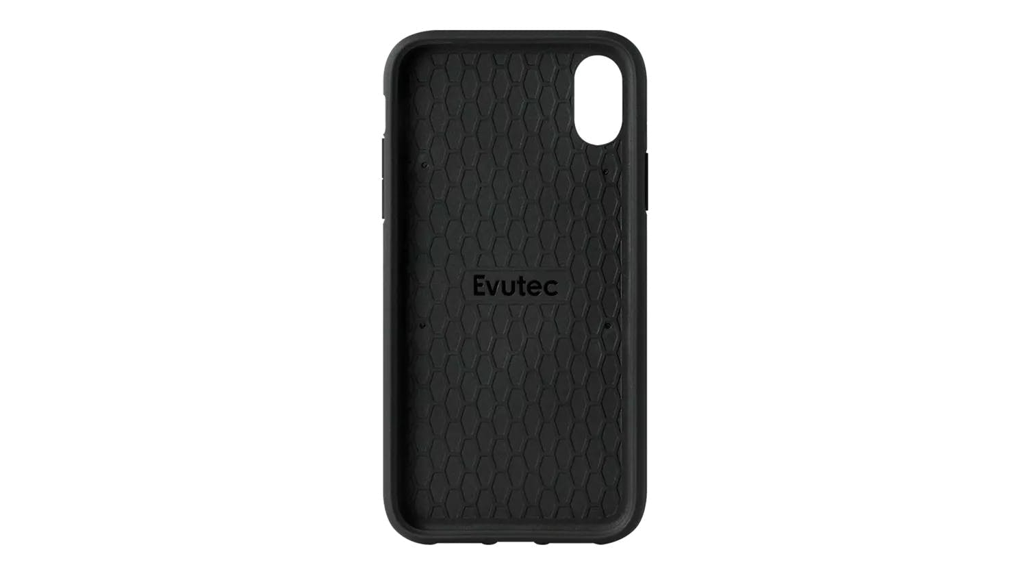 Evutec Northill Case in Black/ Canvas