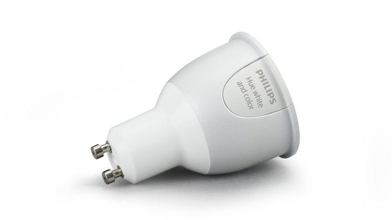 Philips Hue 6.5W GU10 Single Bulb