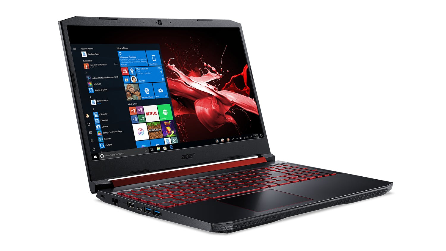 "Acer Nitro 5 15.6"" Gaming Laptop"