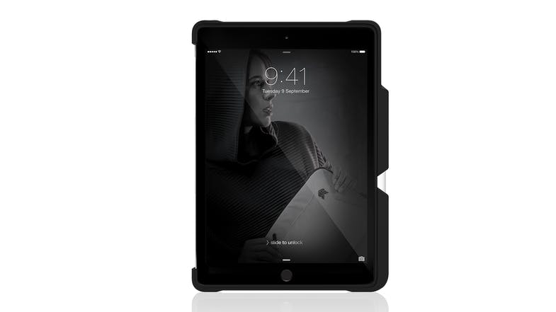 STM Dux Shell Duo for iPad 7th Gen - Black