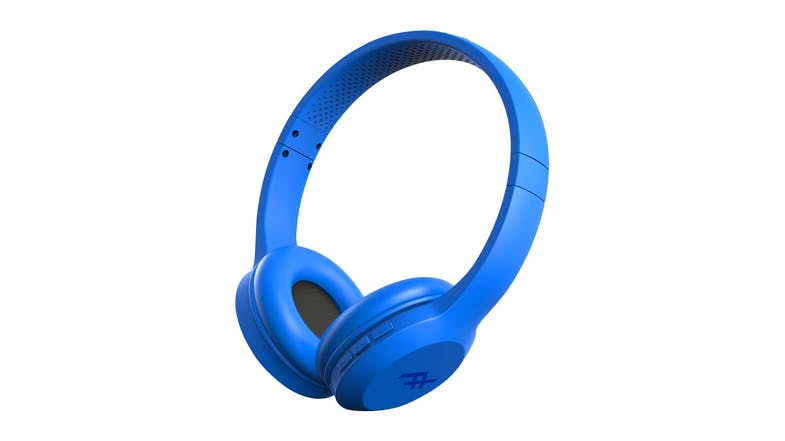 iFrogz Resound Wireless Over-Ear Headphones - Blue