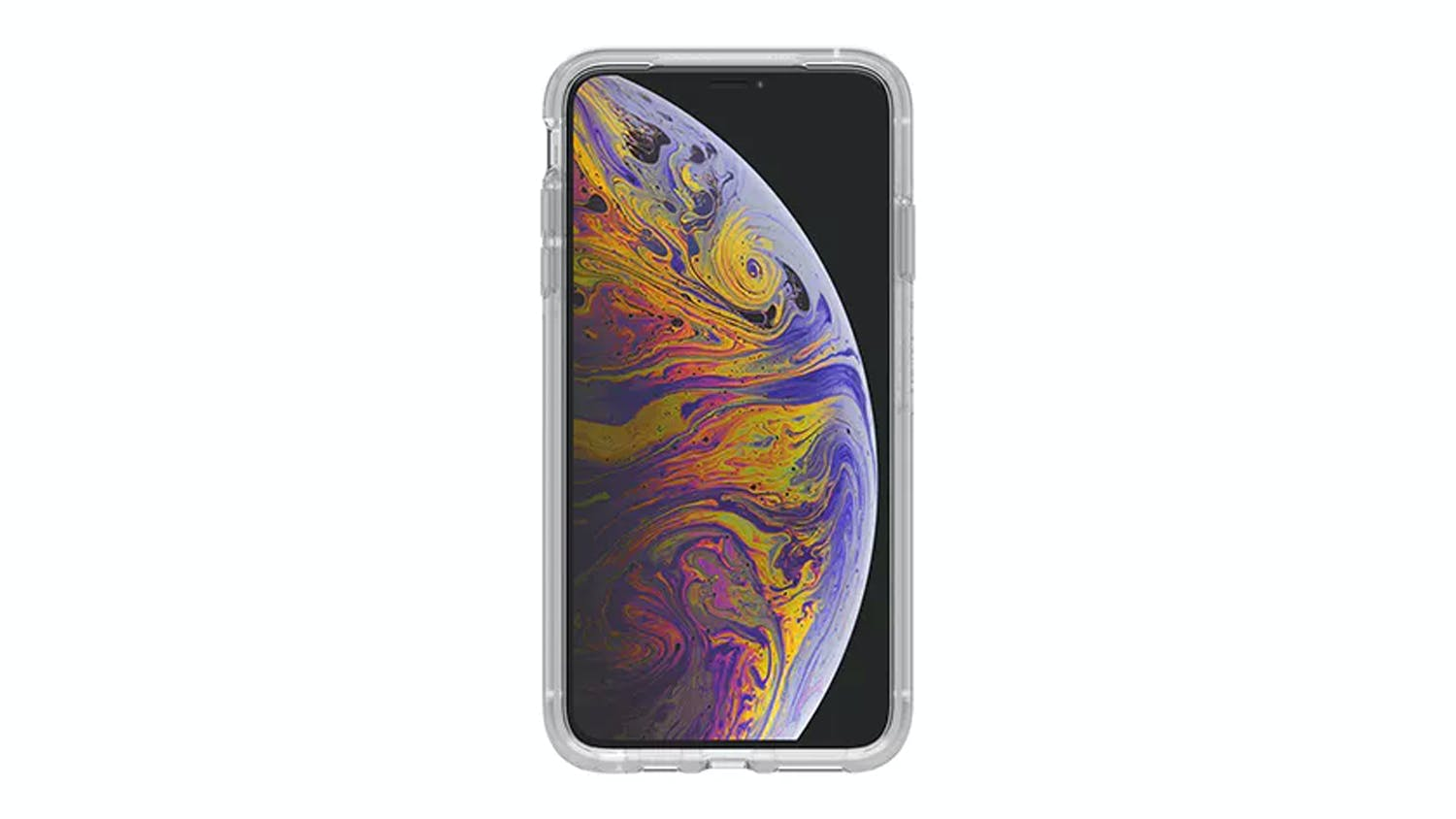 Otterbox Symmetry All Blacks Case for iPhone XS Max - Clear