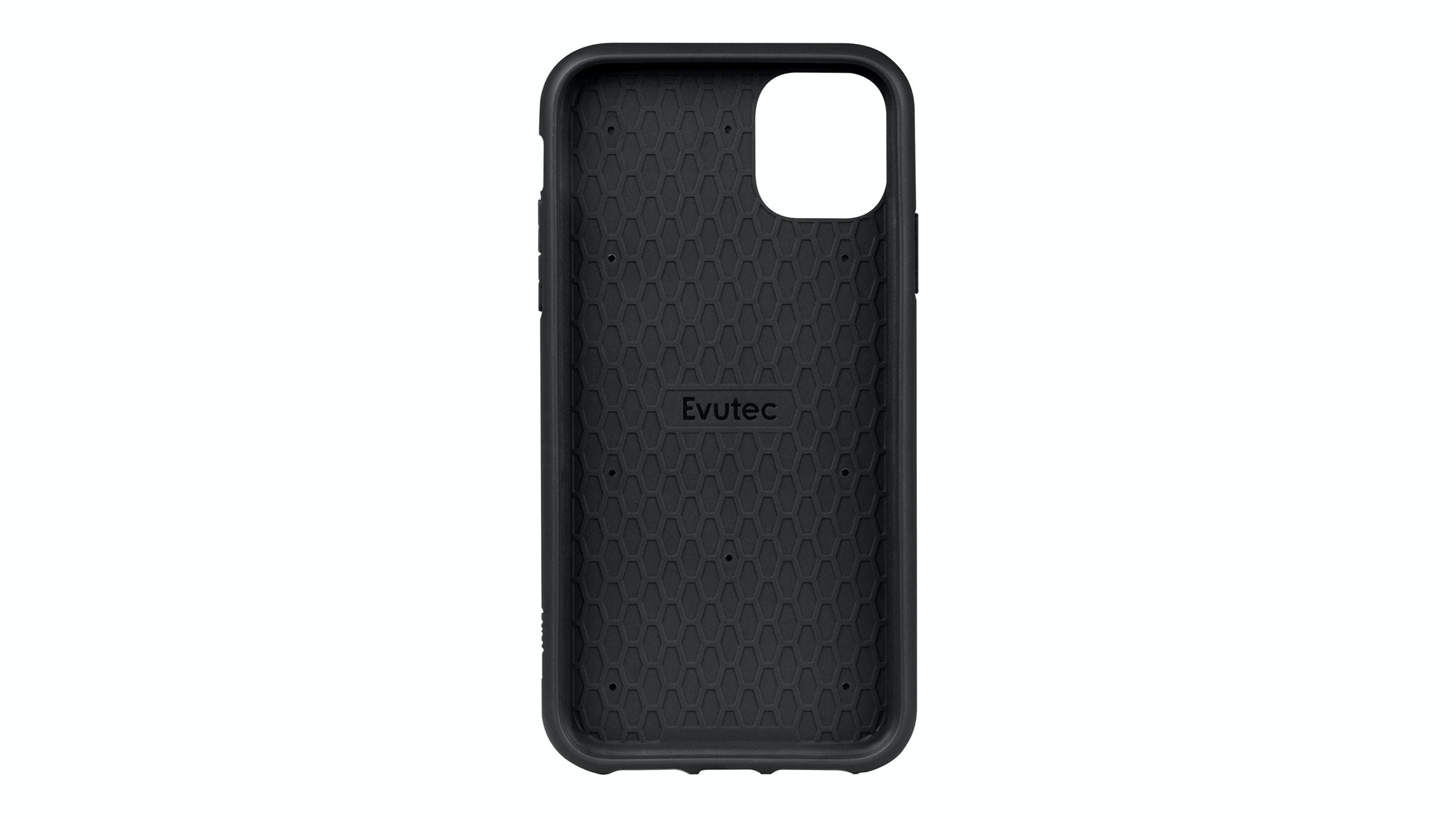 Evutec IPhone 11 Pro Max Ballistic Nylon Case - Black