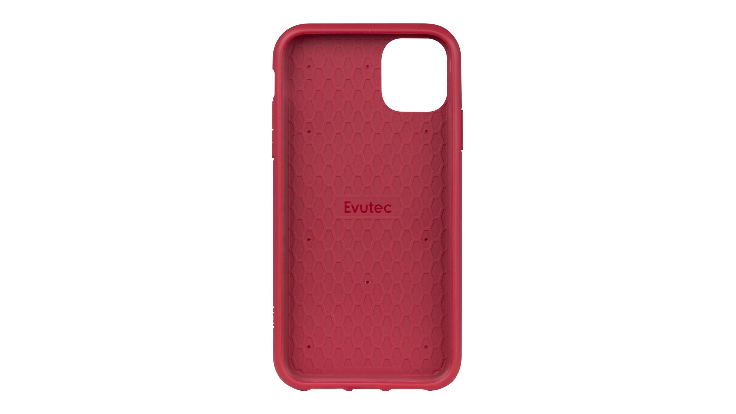 Evutec IPhone 11 Pro Max Ballistic Nylon Case - Red