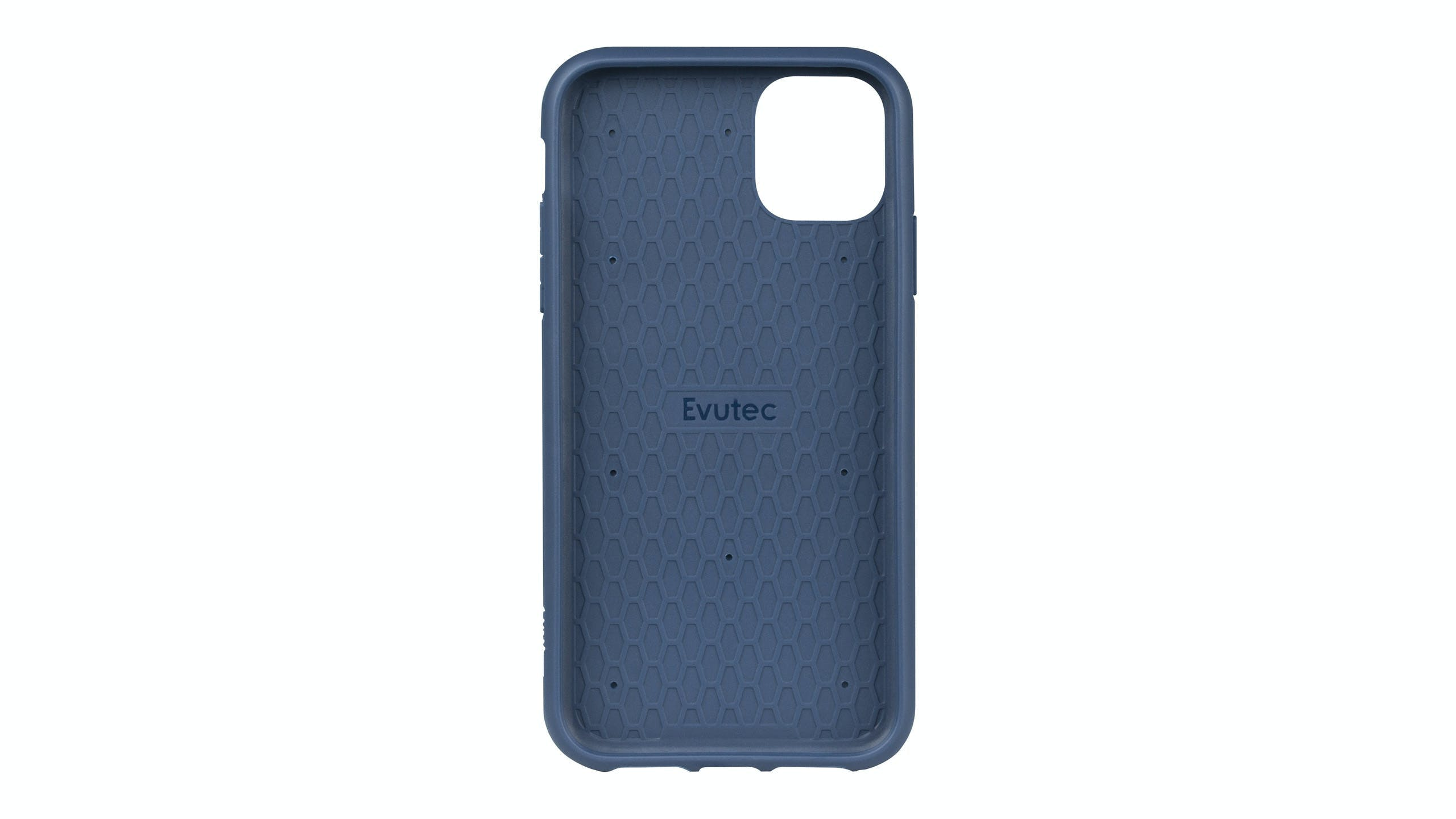 Evutec IPhone 11 Pro Max Ballistic Nylon Case - Blue