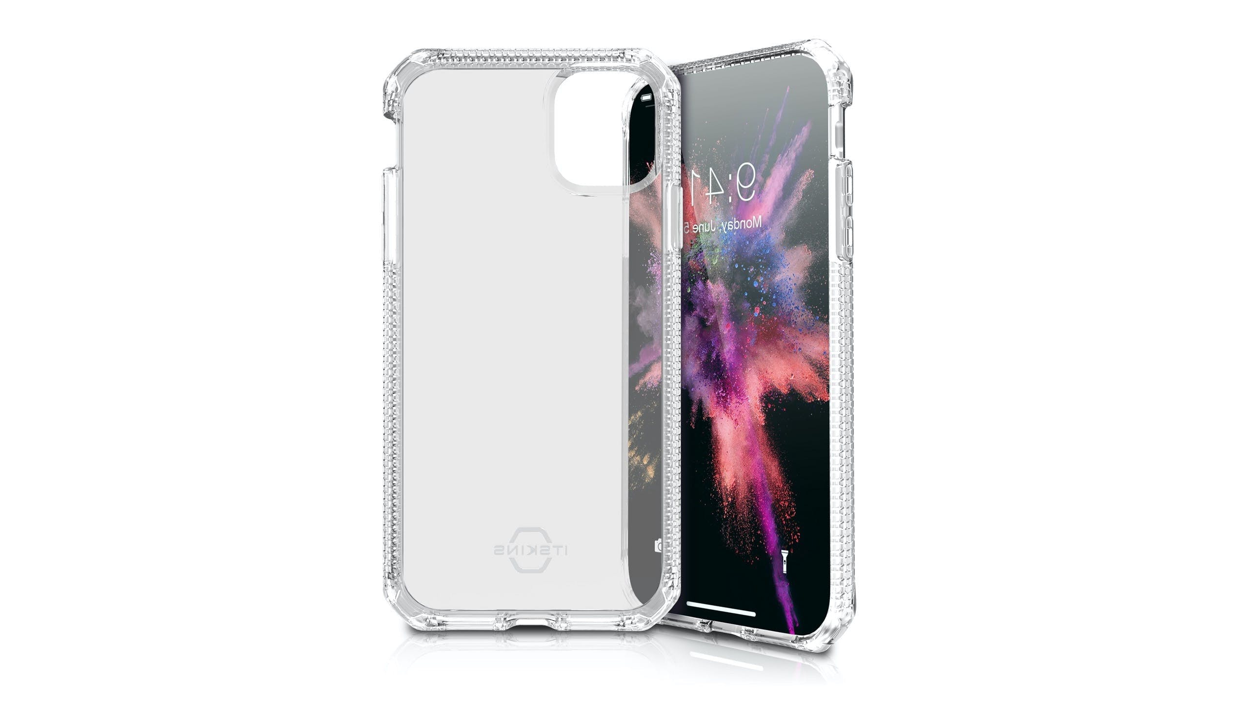 ITSKINS Spectrum Case for iPhone 11 Pro Max - Clear