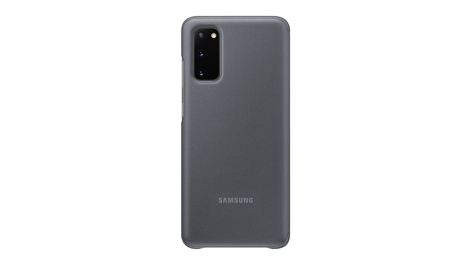 Samsung Smart Clear View Cover for Samsung Galaxy S20  - Grey