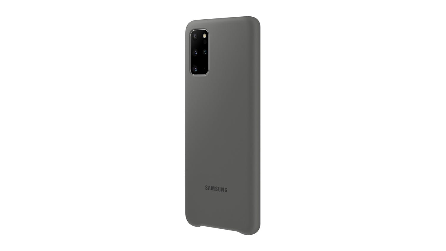 Samsung Silicone Cover for Samsung Galaxy S20+ - Grey