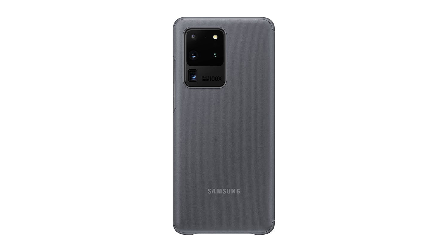 Samsung Smart View Cover for Samsung Galaxy S20 Ultra - Grey