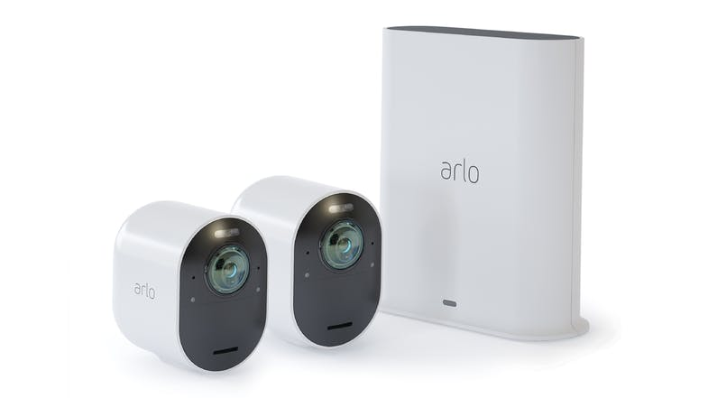Arlo Ultra 4K Wire-Free Security System - 2 Pack