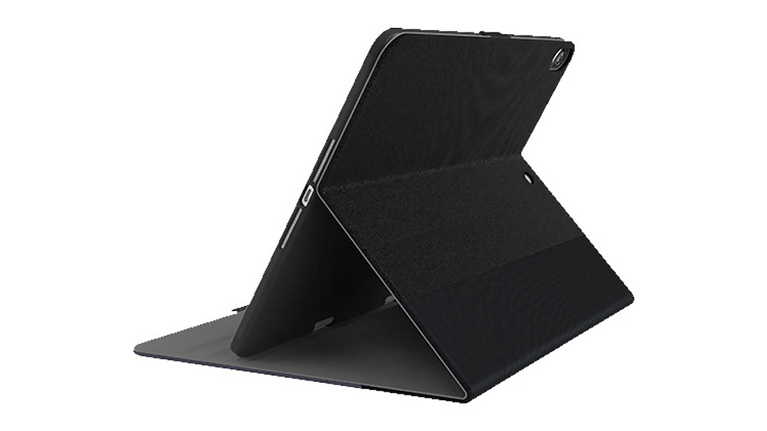 Cygnett TekView Slim Case for iPad 10.2'' with Apple Pencil Holder - Black/Grey