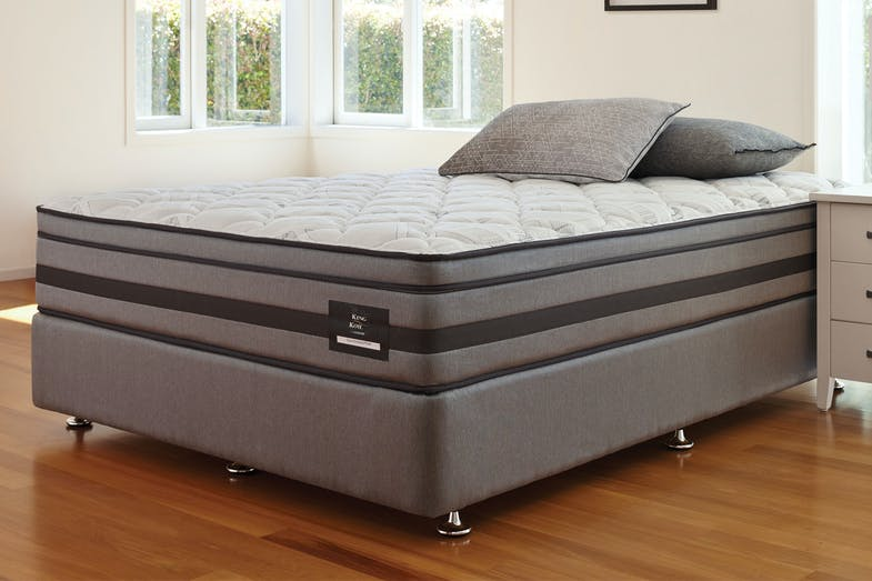 Chiro Enhance Queen Bed by King Koil