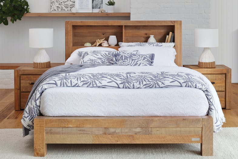 Coolmore Queen Bed Frame by Stoke Furniture