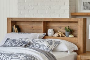 Coolmore King Headboard by Stoke Furniture