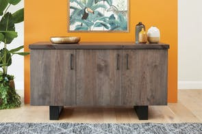 Fenton 3 Door Buffet Table by Coastwood Furniture