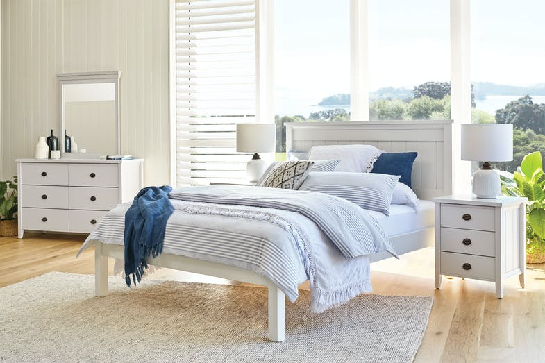 La Resta Bedroom Suite by Coastwood Furniture