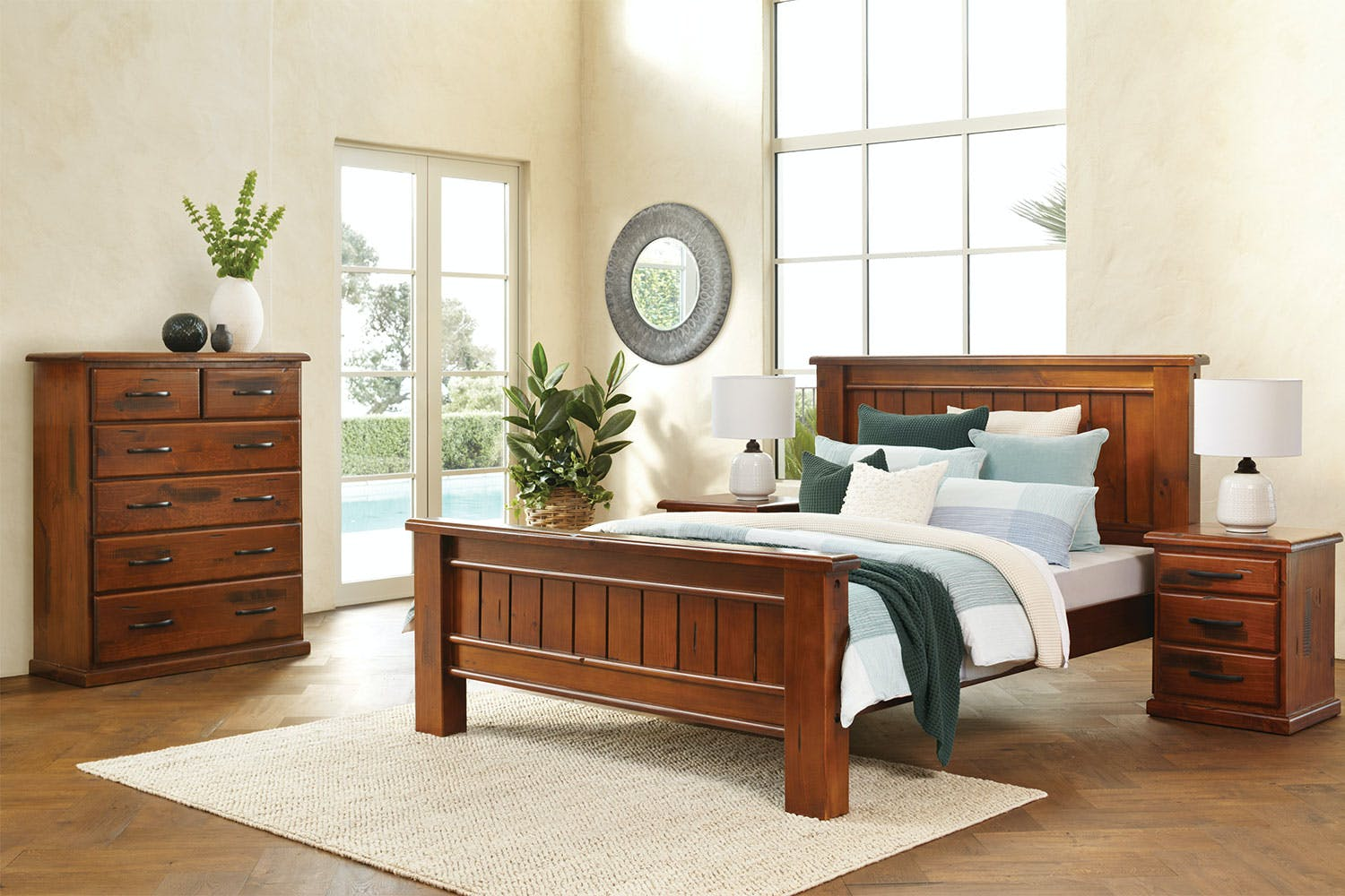 Rye Bedroom Suite by John Young Furniture