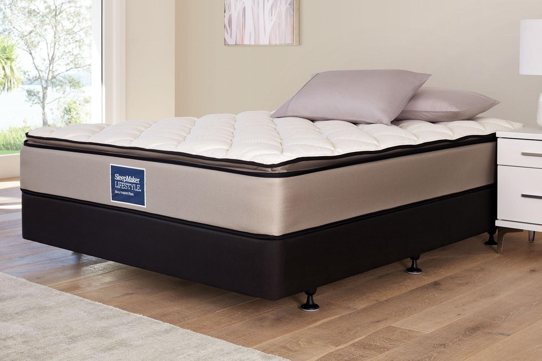 Sleep Support Soft Super King Bed By Sleepmaker Harvey Norman New Zealand