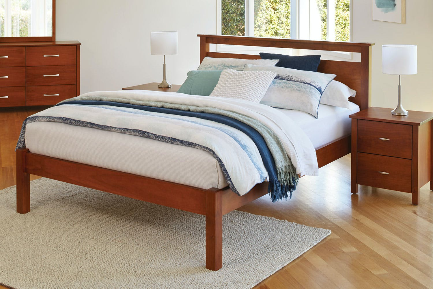 Tillsdale Queen Bed Frame By Coastwood Furniture | Harvey Norman New Zealand