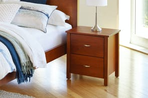 Tillsdale 2 Drawer Bedside by Coastwood Furniture