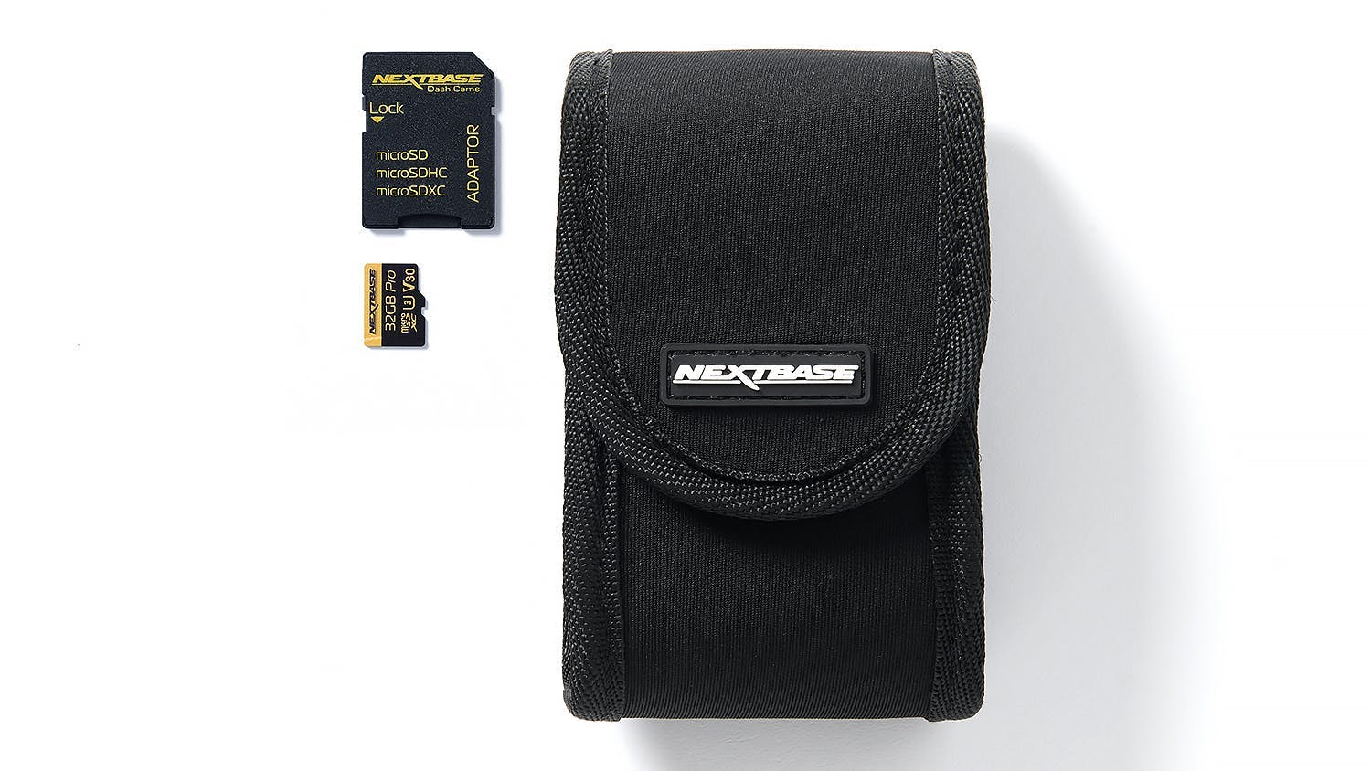 Nextbase Series 2 Go Pack