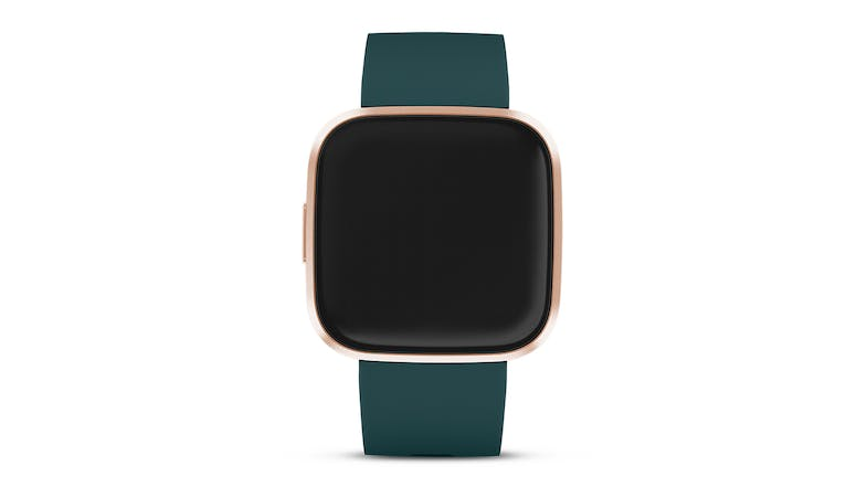 Fitbit Versa 2 - Emerald/Copper Rose
