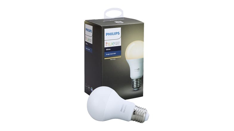 Philips Hue White Single E27 Light Bulb