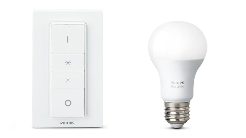 Philips Hue White Wireless E27 Dimming Kit