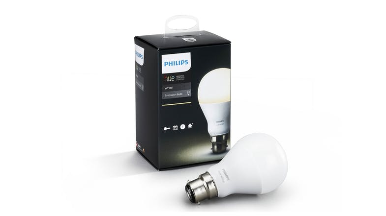 Philips Hue White Single B22 Light Bulb
