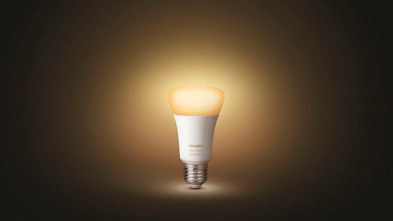 Philips Hue White Ambiance Single E27 Light Bulb