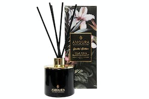 Wild Fig & Blackcurrant Limited Edition Luxury Diffuser 200ml  by Amoura