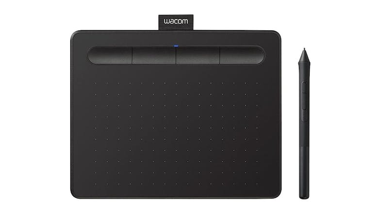 Wacom Intuos Creative Pen Bluetooth Tablet - Small Back