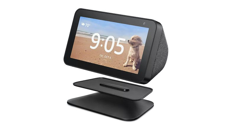 Echo Show 5 Adjustable Stand – Black