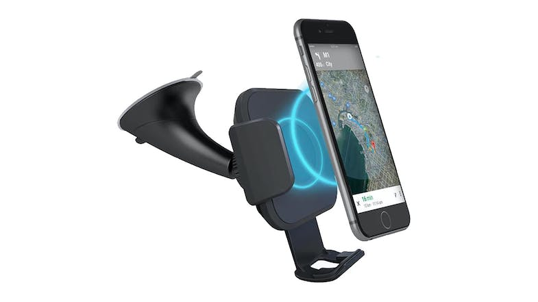 Cygnett Race 10W Wireless Car Charger Mount