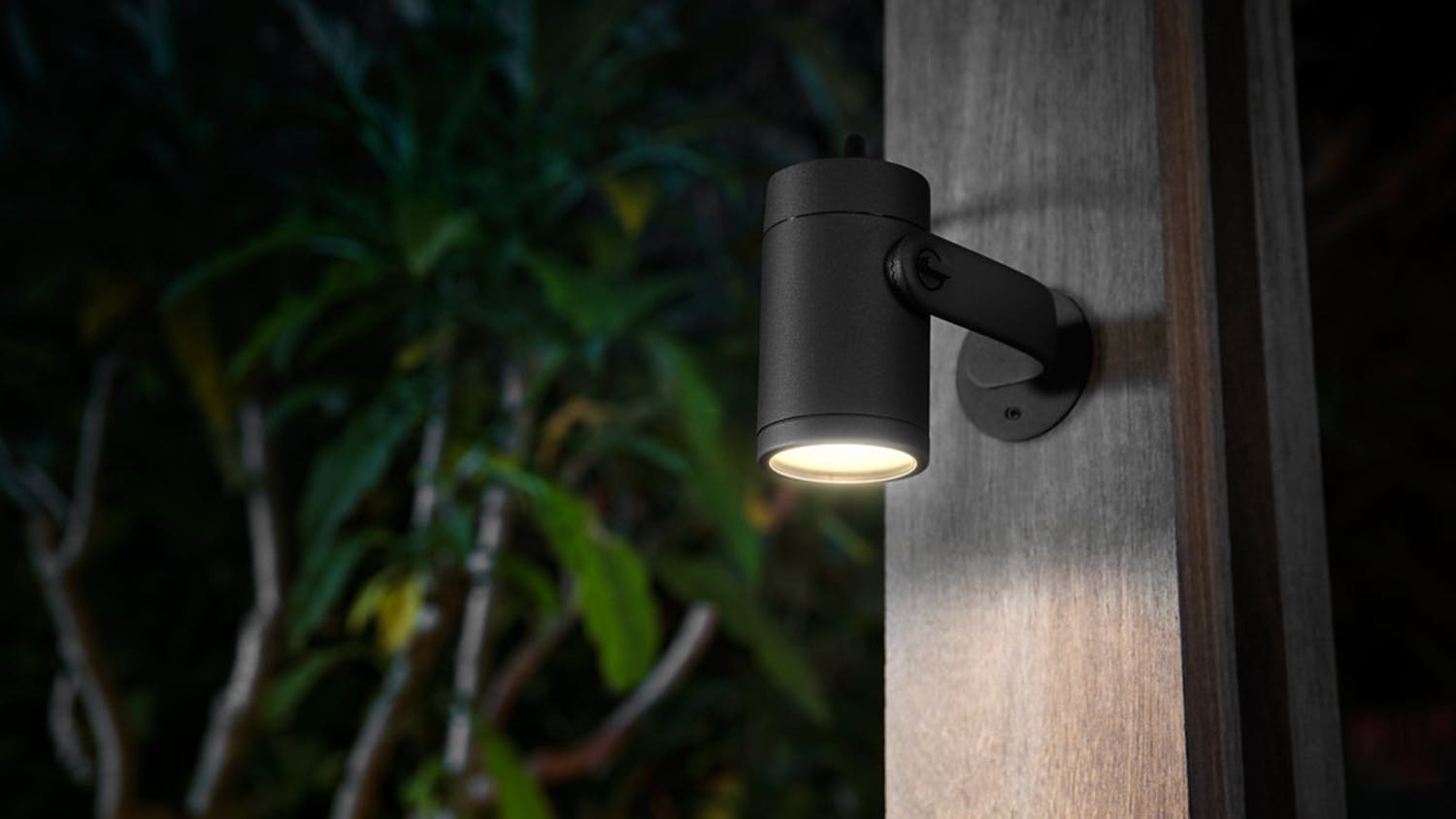 Philips Hue Outdoor Spotlight Extension - Black