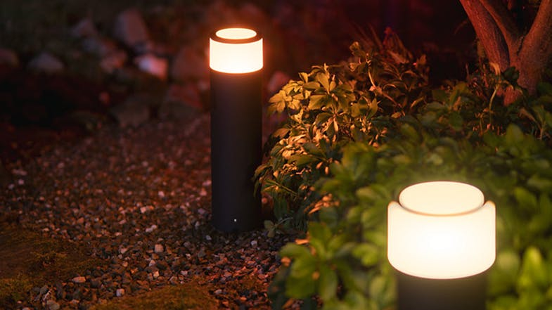 Philips Hue Outdoor Pedestal Light