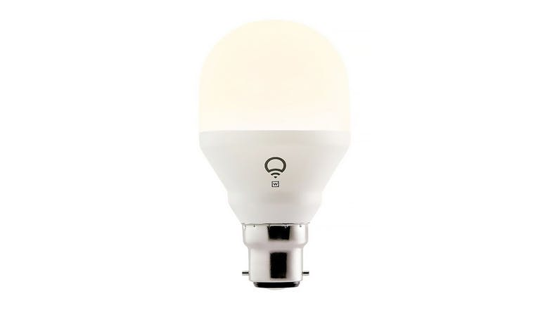 LIFX Mini B22 Lightbulb - White