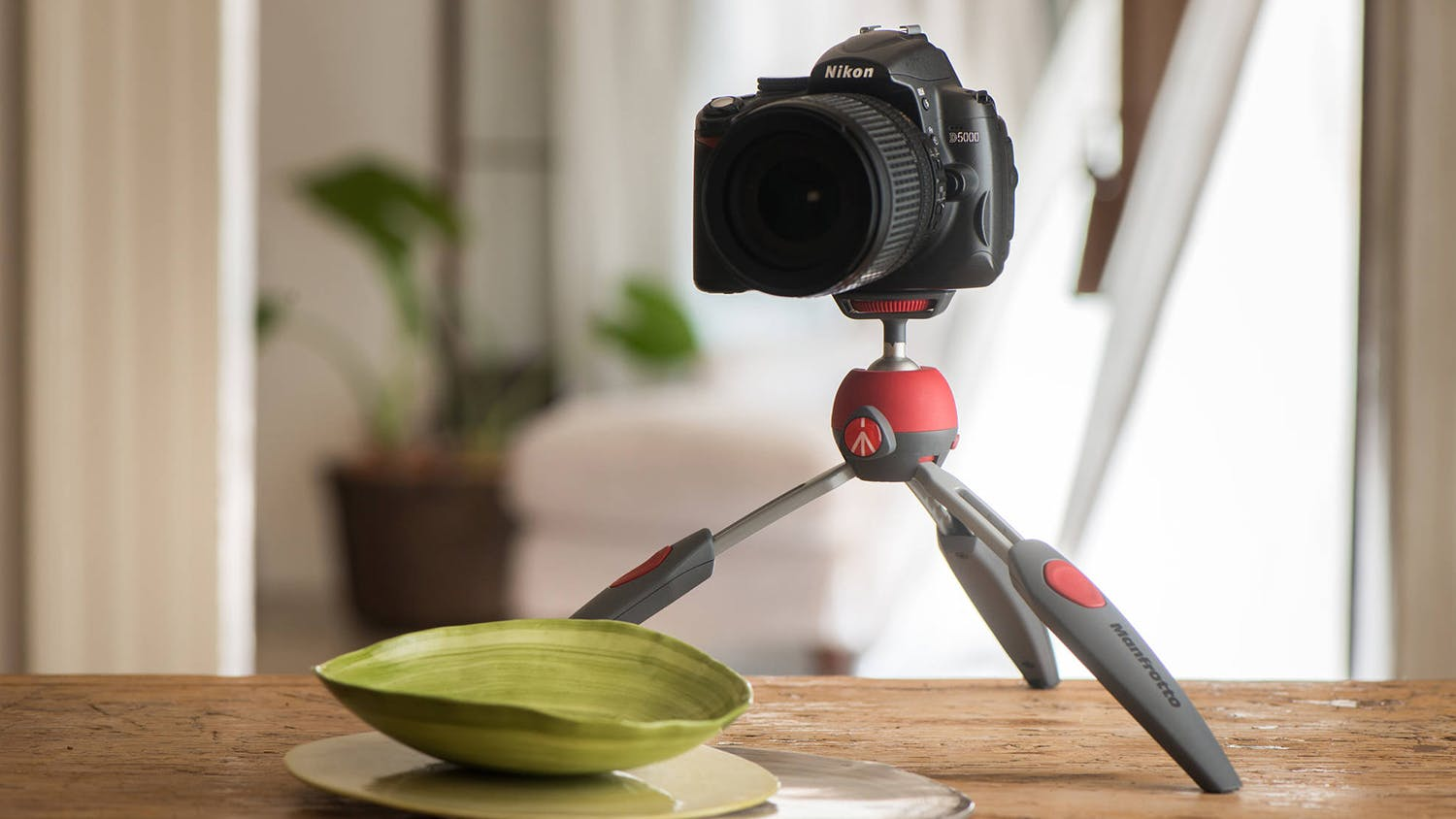 Manfrotto Pixi Evo 2-Section Mini Tripod