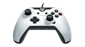 PDP Wired Controller for Xbox One & PC - White