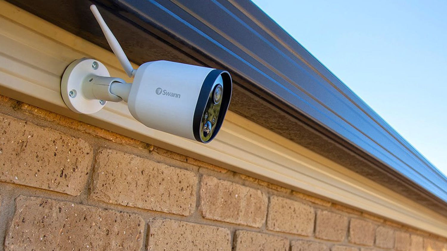 Swann Wi-Fi Outdoor Security 1080p Camera