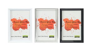 UR1 Newport 4x6 Frame - 3 Assorted Colours