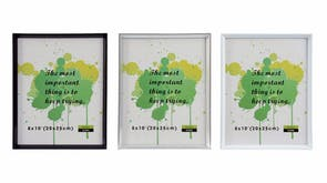 UR1 Newport 8x10 Frame - 3 Assorted Colours