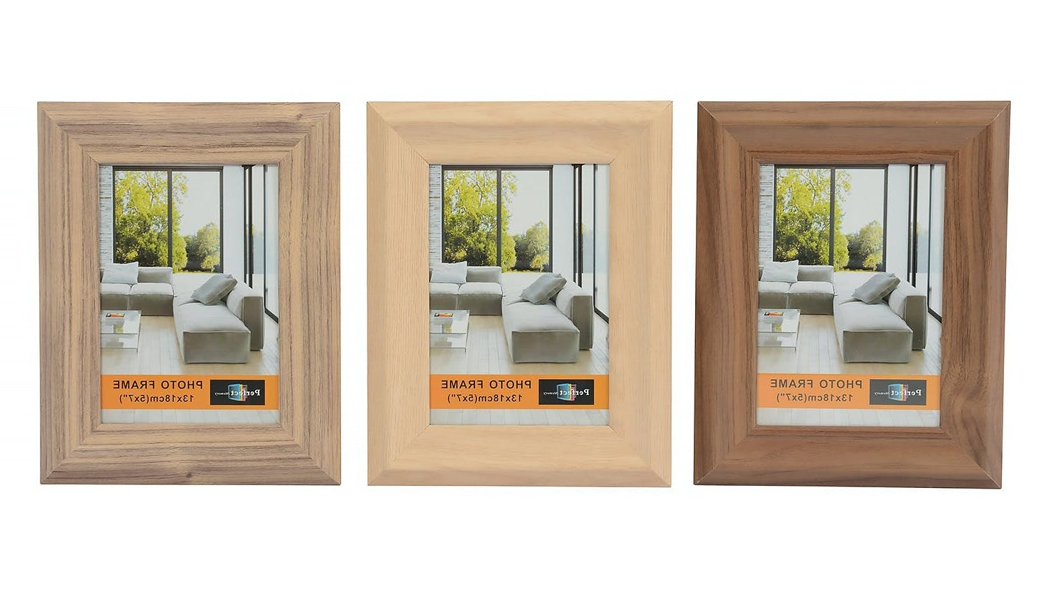UR1 York 5x7 Assorted Colours Photo Frame