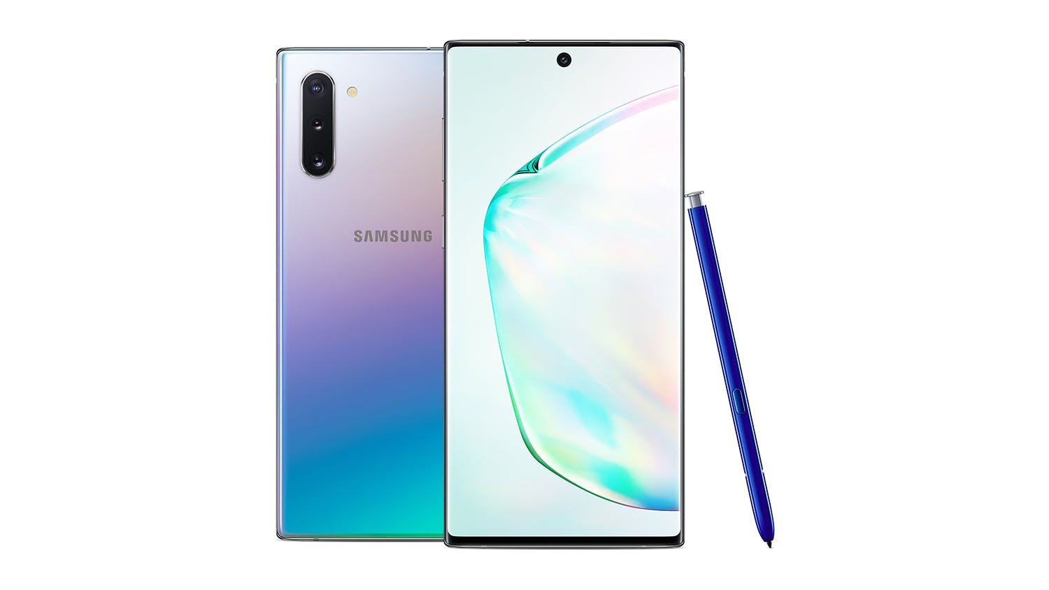2degrees Samsung Galaxy Note10+ Aura Glow - 256GB
