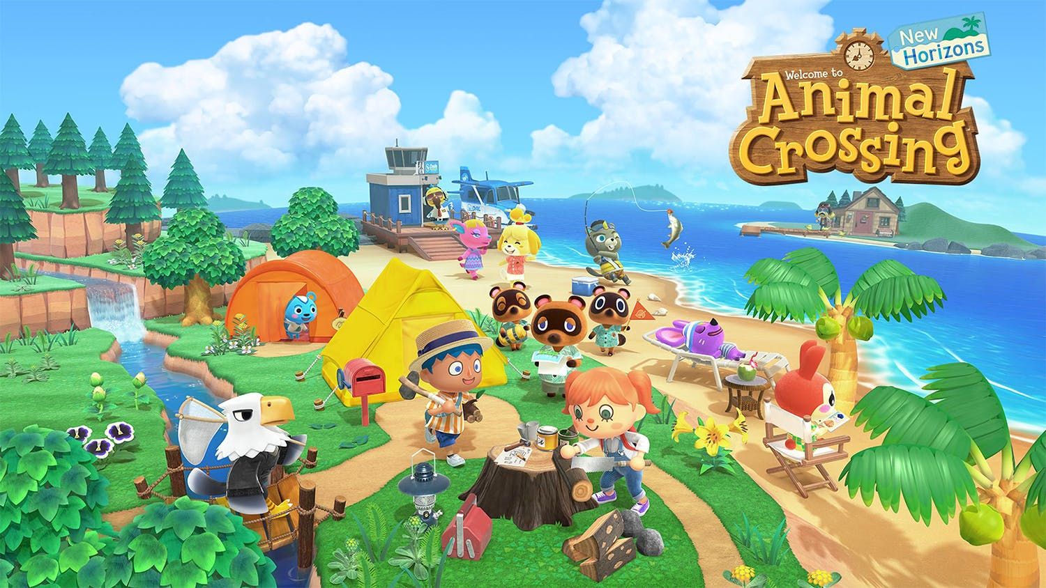 Nintendo Animal Crossing New Horizons (G)