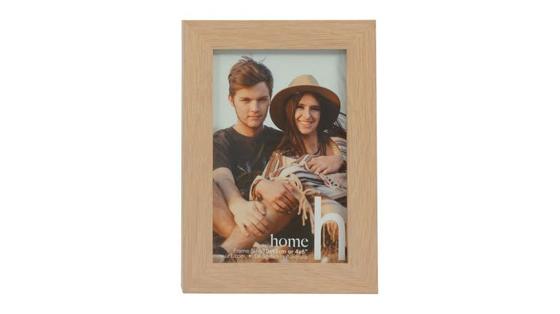 UR1 Home Oak 4 x 6 Frame