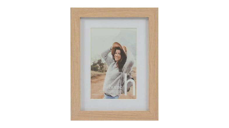 UR1 Home Oak 6 x 8 Frame with 4 x 6 Opening