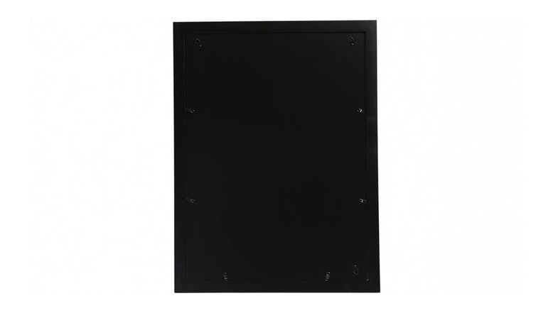 UR1 Gallery 16x22 Photo Frame with 12x18 Opening - Black