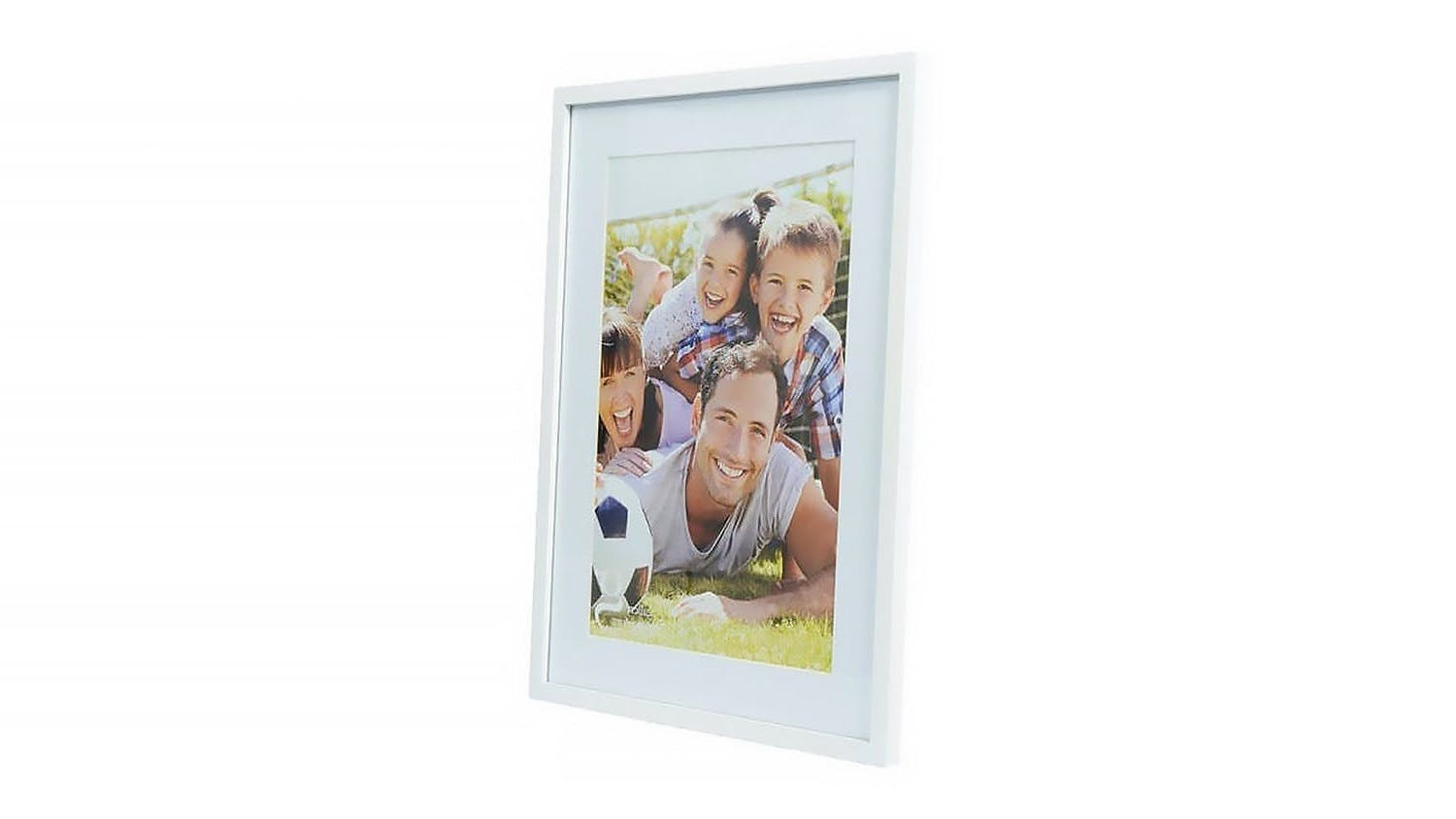 UR1 Gallery 16x22 Photo Frame with 12x18 Opening - White